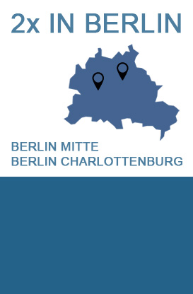 2x in Berlin - City Ost und City West